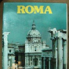 Libros de segunda mano: ROMA. GRANDES CIUDADES DEL MUNDO. FASICULOS. NUEVA LENTE.. Lote 19867130