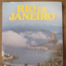 Libros de segunda mano: RIO DE JANEIRO. GRANDES CIUDADES DEL MUNDO. FASICULOS. NUEVA LENTE.. Lote 19867131