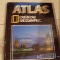 Libros de segunda mano: ATLAS NATIONAL GEOGRAPHIC. Lote 18437585