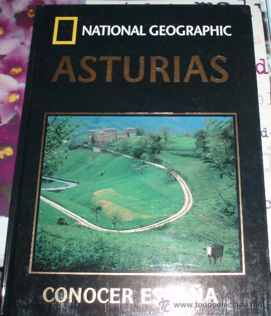 NATIONAL GEOGRAPHIC ASTURIAS (Libros de Segunda Mano - Geografía y Viajes)