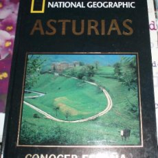 Libros de segunda mano: NATIONAL GEOGRAPHIC ASTURIAS. Lote 25671849