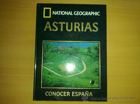 NATIONAL GEOGRAPHIC (ASTURIAS) (Libros de Segunda Mano - Geografía y Viajes)