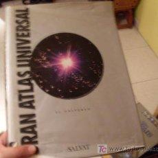 Libros de segunda mano: GRAN ATLAS UNIVERSAL. Lote 19326372