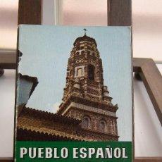 Libros de segunda mano: PUEBLO ESPAÑOL DE MONTJUICH. Lote 23647674