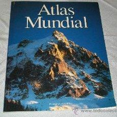 Libros de segunda mano: ATLAS MUNDIAL - PLANETA AGOSTINI 1993 - COLOR. Lote 26265775