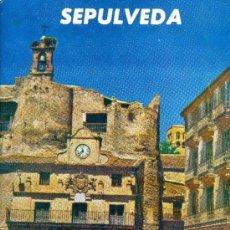 Libros de segunda mano: MARQUÉS DE LOZOYA. SEPÚLVEDA (SEGOVIA). SEGOVIA, 1967. CYL. SEGOVIA. Lote 20303094