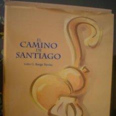 Libri di seconda mano: ISIDRO G. BANGO TORVISO: EL CAMINO DE SANTIAGO. Lote 27424780