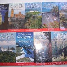 Libros de segunda mano: LOTE EL VIAJERO INTELIGENTE 9T DEL GRUPO CORREO Y COMUNICACIÓN EN MADRID 1998 PRIMERA EDICIÓN. Lote 27597647