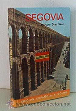 SEGOVIA (Libros de Segunda Mano - Geografía y Viajes)