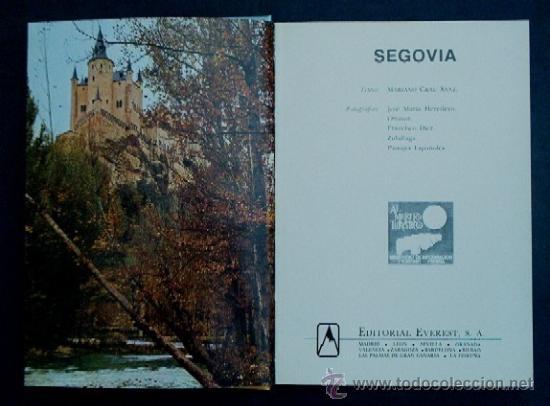 Libros de segunda mano: SEGOVIA - Foto 3 - 21190637