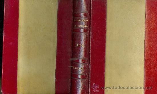 Libros de segunda mano: Doré OGRIZEK y otros: Dinamarca, Noruega, Suecia, Finlandia. (Col. El mundo en color). Madrid, 1952 - Foto 2 - 21166600