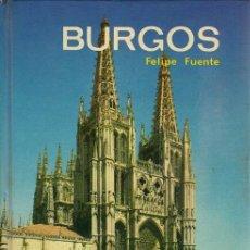 Libros de segunda mano: BURGOS. Lote 21389813