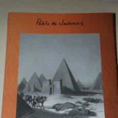 Libros de segunda mano: VIAJE AL SUDAN, PABLO DE JEVEMOIS. CUADERNOS DE EXILIOS. TAPA BLANDA,159 PAGINAS.AÑO 2004. Lote 27279495