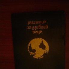 Libros de segunda mano: ATLAS GEOGRAFICO UNIVERSAL - SALINAS - 1977. Lote 21802520
