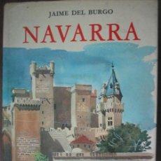 NAVARRA. BURGO, Jaime del. 1972. Alfaguara