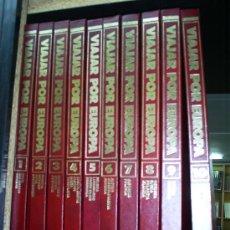 Libros de segunda mano: VIAJAR POR EUROPA 10 TOMOS MULTILIBRO 1989 RM47133. Lote 26555583