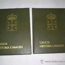 Libros de segunda mano: GALICIA HISTORIA E IMAGEN LA CORUÑA 2 TOMOS RAMÓN BLANCO AREÁN EDICIÓN DEL AUTOR 1979 RM47395. Lote 26783964