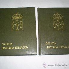 Libros de segunda mano: GALICIA HISTORIA E IMAGEN PONTEVEDRA 2 TOMOS RAMÓN BLANCO AREÁN EDICIÓN DEL AUTOR 1979 RM47397. Lote 26783965
