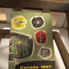 Libros de segunda mano: CANADA 1957. Lote 25749413