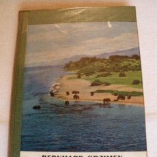 Libros de segunda mano: EL ÚLTIMO PARAISO DE LOS ANIMALES SALVAJES. BERNHARD GRZIMEK. Lote 25599240