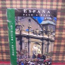 Libros de segunda mano: ARAGON / ASTURIAS - CLUB INTERNACIONAL DEL LIBRO - ILUSTRADO. Lote 23703232