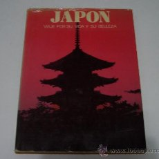 Libros de segunda mano: JAPÓN, VIAJE POR SU VIDA Y SU BELLEZA, EDICIONES CASTELL. Lote 27084006