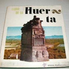 Libros de segunda mano - MURCIA – LIBRO DE LA HUERTA - 27139099