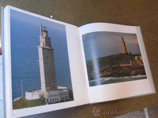 Libros de segunda mano: GARCIA SABEL - CARRE Luis - A CORUÑA ONDE NACE A LUZ - LOCAL FOTOGRAFIA - Edit.Ir Indo 1989 + INFO - Foto 3 - 25434914