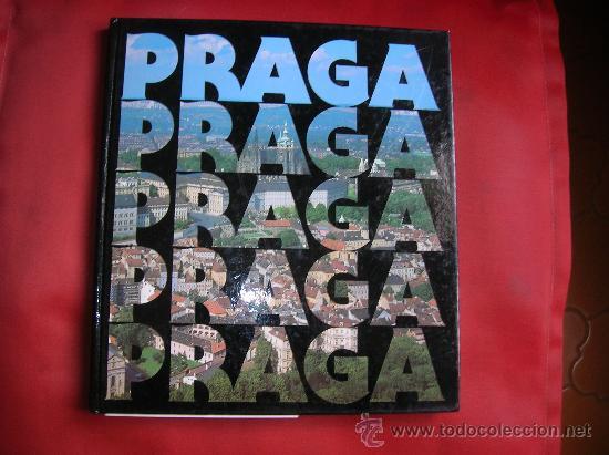 PRAGA 1985 (Libros de Segunda Mano - Geografía y Viajes)