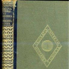 Libros de segunda mano: GEOGRAFÍA DE INDIA, INDOCHINA E INSULINDIA (MONTANER & SIMÓN, 1948). Lote 25745857
