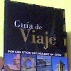 Libros de segunda mano: GUÍA DE VIAJE POR LOS SITIOS DECLARADOS EN 2000;PLANETA/UNESCO 2001;¡NUEVO!. Lote 26339653