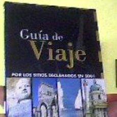 Libros de segunda mano: GUÍA DE VIAJE POR LOS SITIOS DECLARADOS EN 2001;PLANETA/UNESCO 2002;¡NUEVO!. Lote 26339736