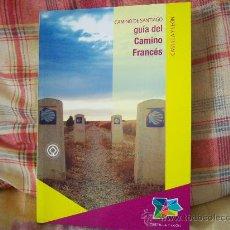 Libros de segunda mano - CASTILLA Y LEÓN CAMINO DE SANTIAGO GUÍA DEL CAMINO FRANCÉS - 39667641