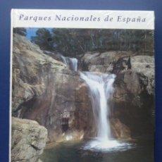 Libros de segunda mano: PARQUES NACIONALES DE ESPAÑA - BEX / ARGENTARIA - NUEVO PRECINTADO. Lote 26659555