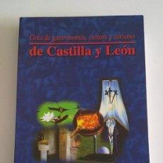 Libros de segunda mano: EL BIERZO. GUÍA DE GASTRONOMÍA, CULTURA Y TURISMO DE CASTILLA Y LEÓN (2003) EDICIÓN RARÍSIMA. JOYA!!. Lote 26804579