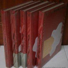 Livres d'occasion: GEOGRAFÍA ILUSTRADA LABOR 5T POR JUAN VILÁ VALENTÍ DE ED. LABOR EN BARCELONA 1971. Lote 154368672