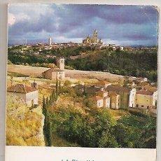 Libros de segunda mano: SEGOVIA: GUÍA DE 1974. Lote 27353614