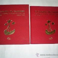 Libros de segunda mano: O CAMIÑO DE SANTIAGO EL CAMINO DE SANTIAGO LE CHEMIN DE SAINT-JACQUES GALICIA RM51213. Lote 27688600