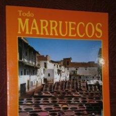Libros de segunda mano: TODO MARRUECOS POR EL MOUTAWASSIT MOHA DE EDIZIONI PLURIGRAF EN ITALIA 1991. Lote 27771492
