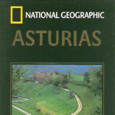 Libros de segunda mano: LIBRO: ASTURIAS DE CONOCER ESPAÑA . NATIONAL GEOGRAPHIC. Lote 28206358