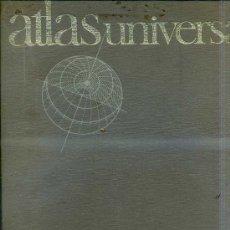 Libros de segunda mano: ATLAS UNIVERSAL CÍRCULO DE LECTORES (1970). Lote 28221211