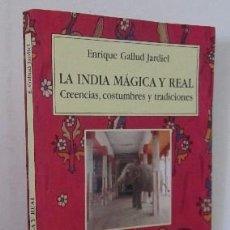 Libros de segunda mano: INDIA MAGICA Y ORIENTAL. Lote 28237715