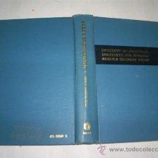 Libros de segunda mano: OCEAN ENGINEERING. GOALS, ENVIRONMENT, TECHNOLOGY 1968 RM53053. Lote 28378421