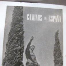 Libros de segunda mano: CAMINOS DE ESPAÑA. TARRAGONA. RUTA XVIII. Lote 28517184