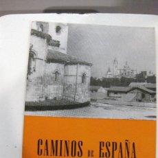 Libros de segunda mano: CAMINOS DE ESPAÑA. SEGOVIA (III). RUTA XCVIII. Lote 28574115