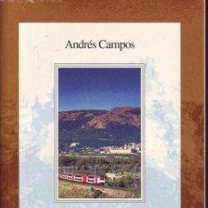 Libros de segunda mano - MADRID EN CERCANIAS. CAMPOS, ANDRES. 10 itinerarios en coche. 30 excursiones a pie. - 29056319