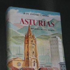 Libros de segunda mano: ASTURIAS. BIOGRAFÍA DE UNA REGIÓN. . Lote 29172761