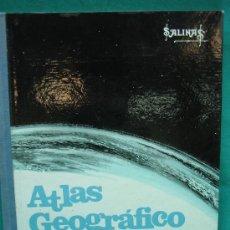 Libros de segunda mano: ATLAS GEOGRAFICO UNIVERSAL AÑO 1969. Lote 29286782