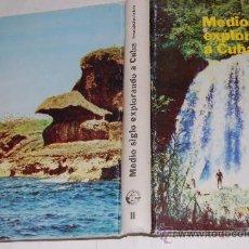 Libros de segunda mano: MEDIO SIGLO EXPLORANDO CUBA.HISTORIA DOCUMENTADA DE LA SOCIEDAD ESPELEOLÓGICA ANTONIO NÚÑEZ RM29902. Lote 29308698