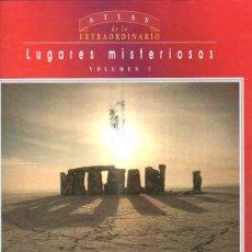 Second hand books - LUGARES MISTERIOSOS. ATLAS DE LOS EXTRAORDINARIO. VOLUMEN 1. 1992 - 29332743